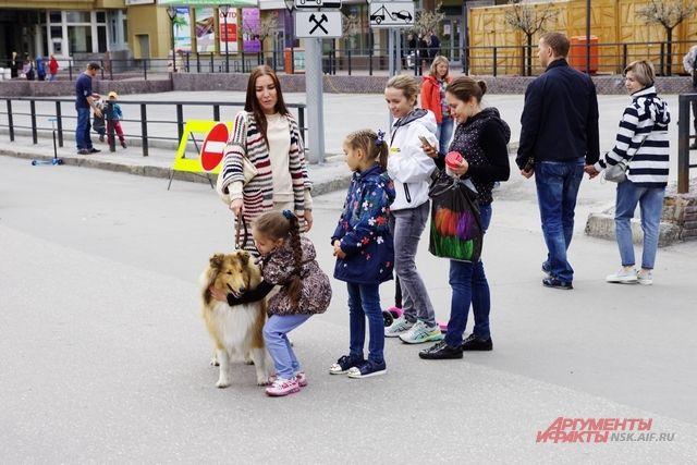 Разговоры о пешеходной улице в Новосибирске велись лет 15, если не больше