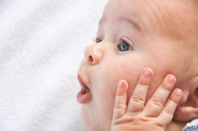 Алан, Сильвина и Лада: В Оренбурге за неделю родился 201 малыш.