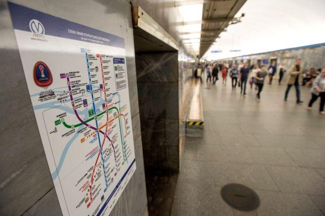 Вделе начальника петербургского метро ненашли состава правонарушения
