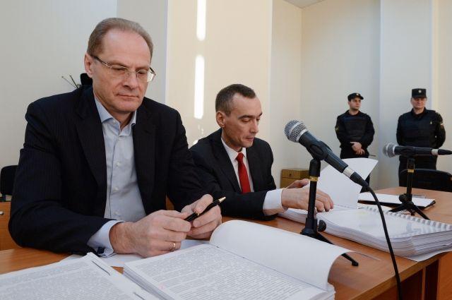 Для экс-губернатора Новосибирской области попросили 4 года колонии