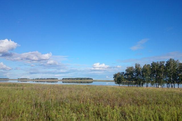 Это озеро всегда считалось одним из красивейших мест в регионе