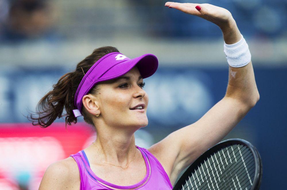 Польская теннисистка Агнешка Радваньская занимает восьмую строчку рейтинга — 7,3 миллионов долларов.