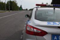 В Тюмени автомобиль ДПС попал в аварию, погнавшись за нарушителем