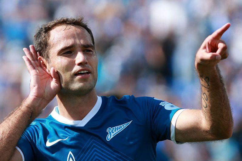 Роман Широков (2014–2016 годы). Был капитаном российской сборной в 19 матчах.