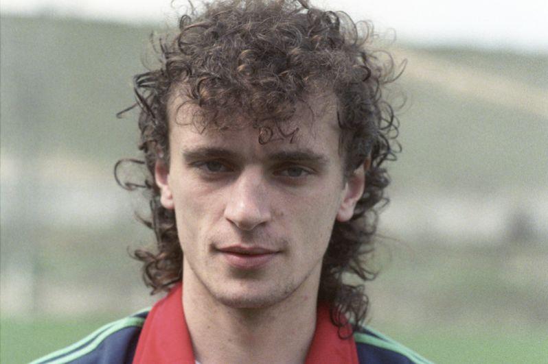 Игорь Шалимов (1993 год). На его счету 5 игр в качестве капитана.