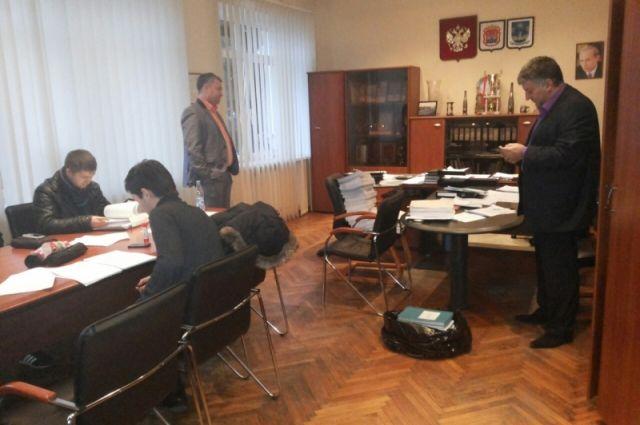 Вдепартаменте градостроительства иправовом департаменте администрации Самары прошли обыски
