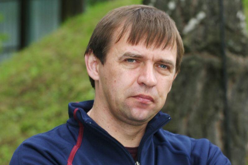 Александр Бородюк (1994 год). В статусе капитана российской сборной сыграл 4 матча.