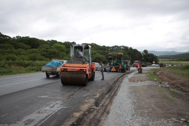 Восстановление трасс края идёт в напряжённом режиме.