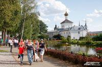 Монастырь, основанный в XIV веке, по праздникам полон гостей.