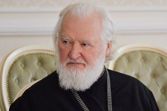 Протоиерей Владимир Воробьёв.