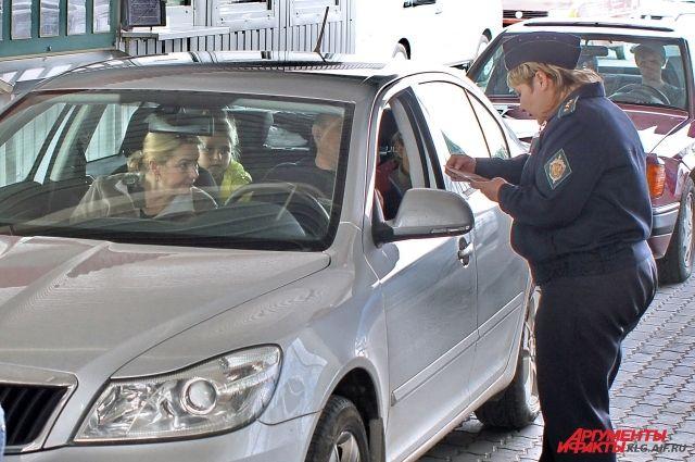 Путин поручил срочно отремонтировать пункты пропуска через границу в СЗФО.