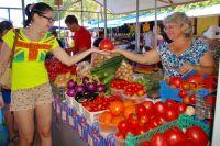 Традиционно будут представлены продукты, выращенные сельскими товаропроизводителями и фермерами.