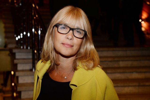 Дочь Глаголевой попросила журналистов не беспокоить их семью