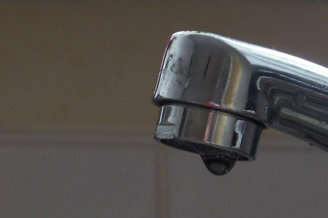 ВНовошахтинске иКрасном Сулине из-за плохого качества отключили холодную воду