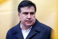 Экс-президент Грузии и бывший губернатор Одесской области Михаил Саакашвили.