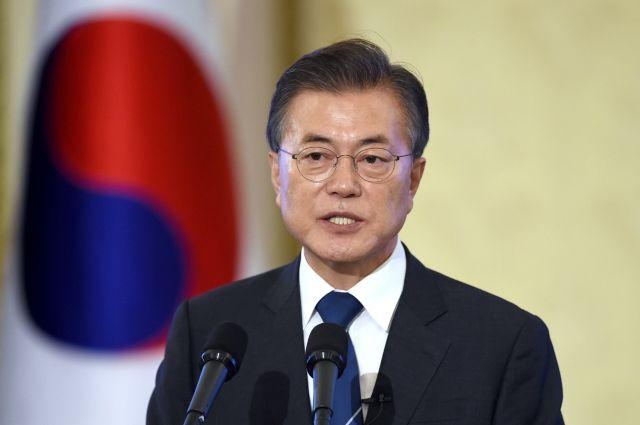 Руководитель  Южной Кореи исключил вероятность войны наполуострове