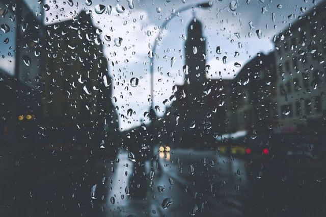 Новосибирцев ждут очередные дождливые выходные.