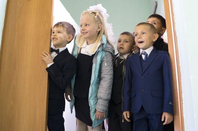 Какими дети приходят в первый класс?