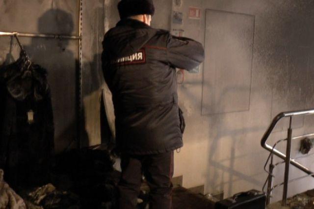 Дома в Губкинском вспыхнули по причине поджога