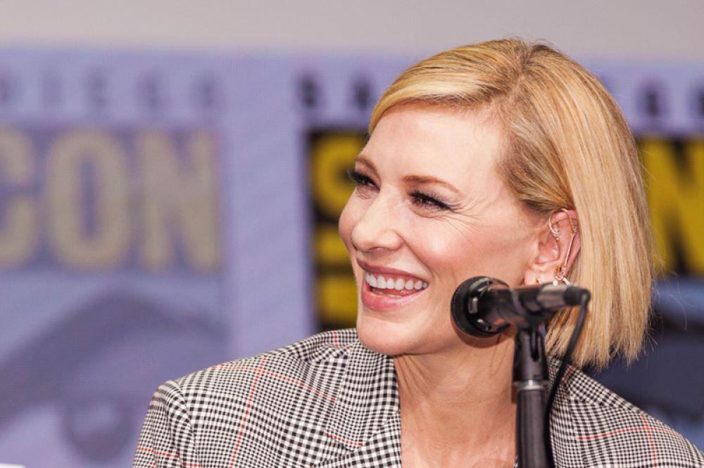 8 место. Также 12 миллионов долларов заработала в 2017 году австралийская актриса Кейт Бланшетт.