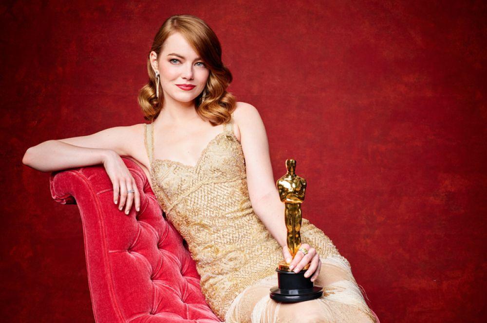 1 место. Обладательница премии «Оскар» за роль в фильме «Ла-ла ленд» Эмма Стоун стала самой высокооплачиваемой актрисой в мире в 2017 году. Сообщается, что за прошедшие 12 месяцев Стоун заработала 26 миллионов долларов.