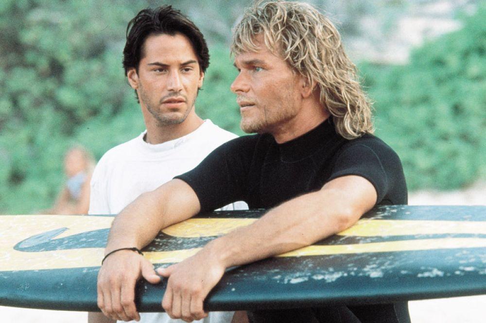 В 1991 году актёр вместе с Киану Ривзом снялся в фильме «На гребне волны».