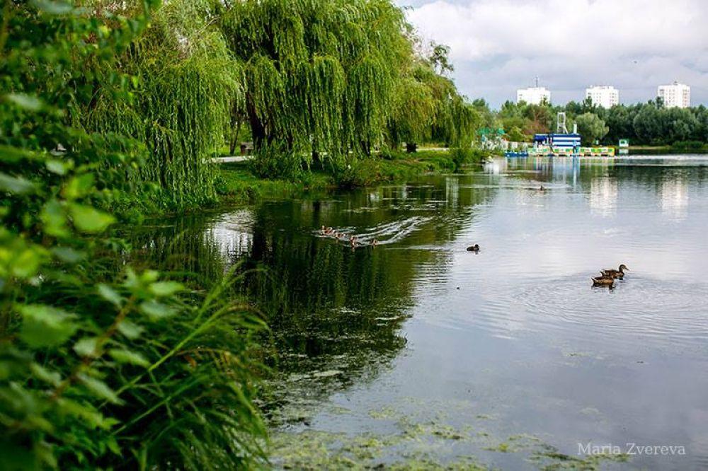 Казанский парк Победы