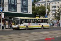 По предварительным данным, водитель автобуса не учёл безопасную дистанцию.