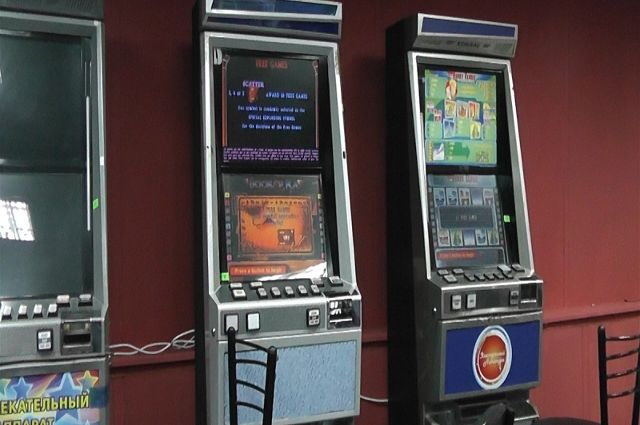 Тюменка затарилась игровыми автоматами и, как оказалось, зря