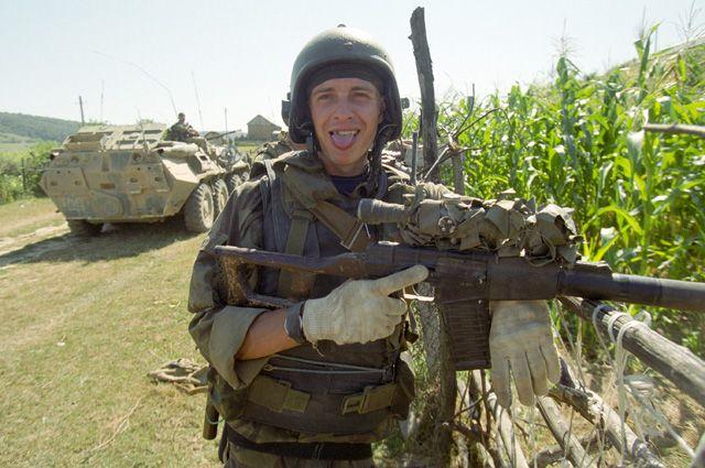 Жизнь, короткая, как выстрел. История фотографии и судьбы бойца спецназа