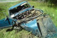 В ДТП не выжил водитель Жигулей