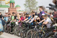 Велопробег приурочен ко Дню солидарности в борьбе с терроризмом.