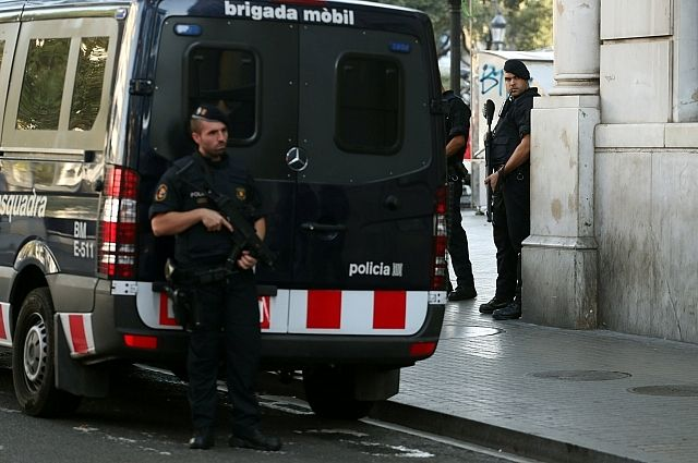 В итоге  теракта вБарселоне пострадали неменее  25 жителей  Франции