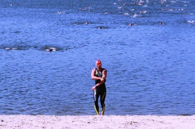 Спортсмены проплывут 150 километров и финишируют в районе Шумихи 22 августа.