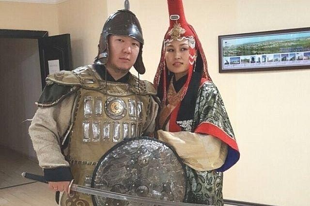 Супруги Николаевы.