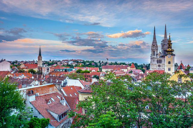 Загреб, Хорватия. Здесь лечат шопоголиков.