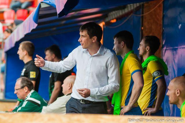 Второй день Суперфинала Чемпионата Украины по пляжному футболу