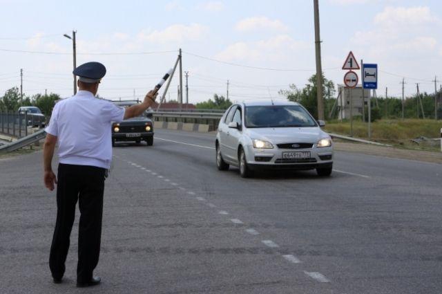Вечером 18августа владимирских водителей будут проверять натрезвость