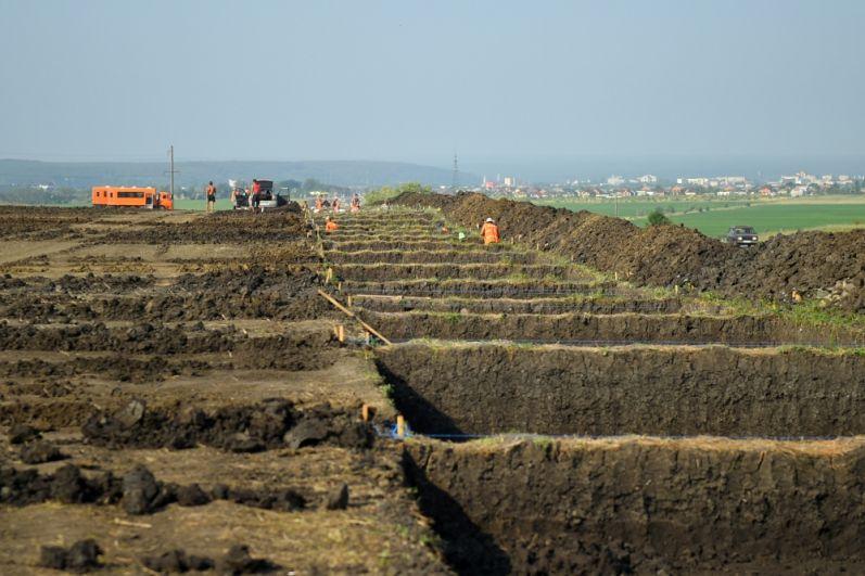 Археологи собираются исследовать площадь около четырех гектаров.