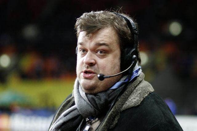 Уткин будет комментировать футбольные трансляции в соцсети