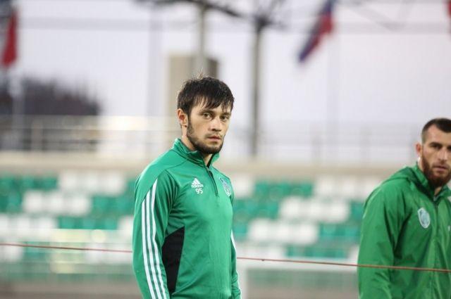 «Арсенал» выигрывает у«Ахмата»— Ткачев открыл счет