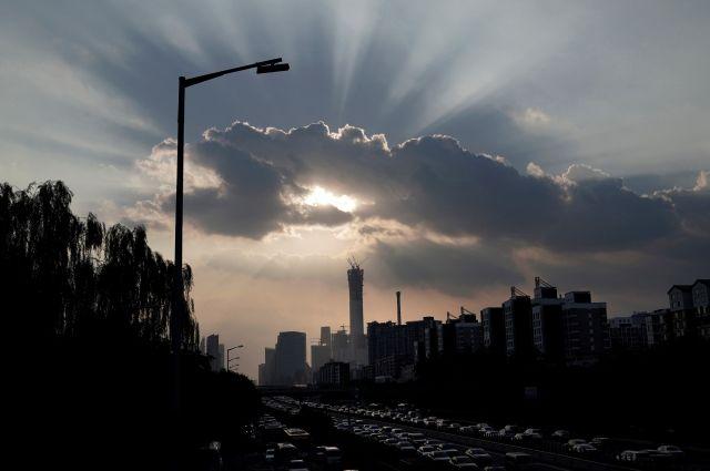 На юге Китая 10 человек погибли из-за проливных дождей