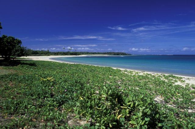 У берегов островов Фиджи произошло землетрясение магнитудой 6,3