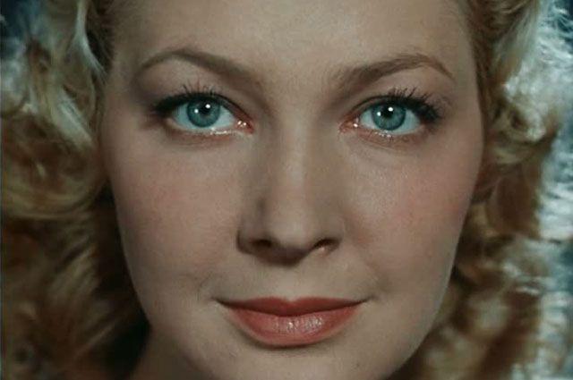 Ирина Скобцева в роли Дездемоны, «Отелло», 1955 г.