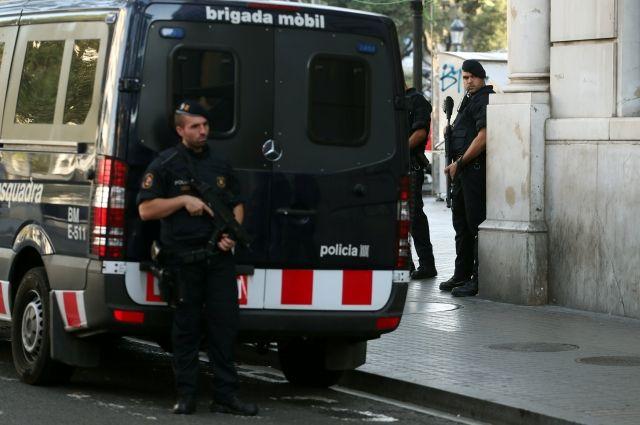 СМИ узнали о ликвидации всех подозреваемых по делу о терактах в Испании