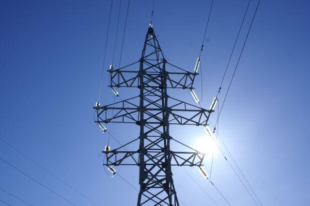Воккупированном Крыму практически  11 тыс.  человек остались без электроснабжения
