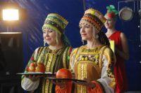 14-ый год подряд в Минусинске отмечают День помидора.