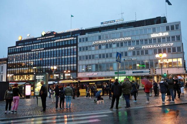 Нападение в финском Турку признали терактом – СМИ