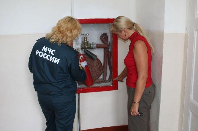 Пожарная безопасность в школах улучшилась