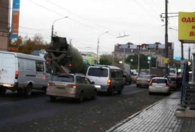 Некоторые улицы в сентябре останутся перекрытыми.